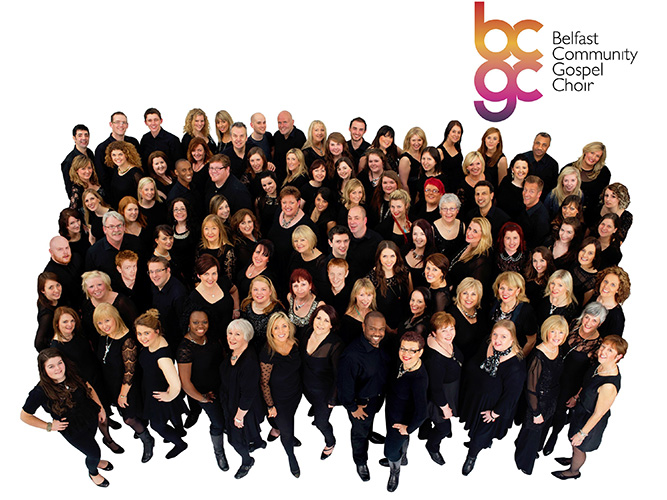 Belfast-Community-Gospel-Choir